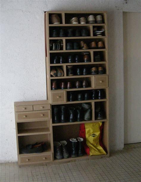 Meuble Pour Ranger Les Chaussures by Meuble Pour Ranger Les Chaussures 4 Id 233 Es De D 233 Coration