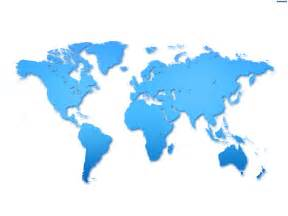Global World Map by Global Map
