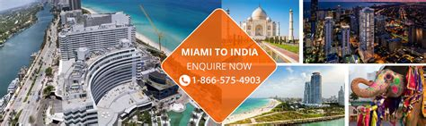 affordable air tickets from miami to india flyopedia