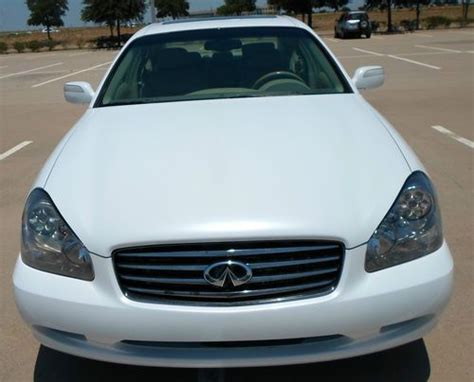 infiniti q45 engine for sale buy used 2004 infiniti q45 no reserve leathermoon back up