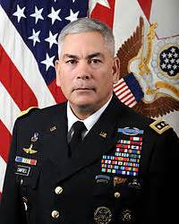 Campbell as the vice chief of staff us army