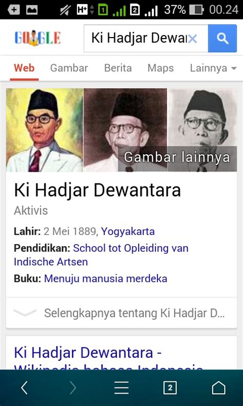 doodle nama pasangan hardiknas 2015 doodle rayakan lahirnya quot ki hadjar