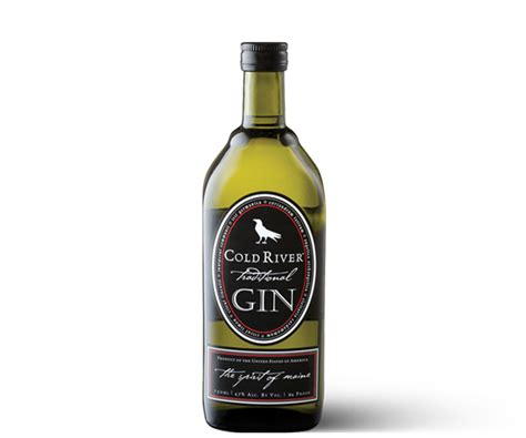 Handcrafted Gin - handcrafted gluten free traditional gin cold river