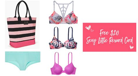 Victoria Secret Gift Card Cvs - three victoria s secret pink bras tote panty 20 gift card only 68 50 shipped