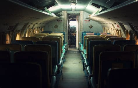 Airplane Cabin by Airplane Cabin Images