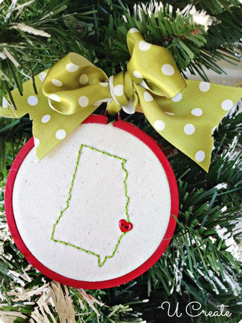 state ornaments stitched state ornament tutorial pinnutty