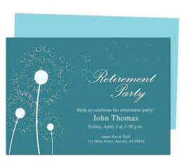Retirement Template by 25 Best Images About Retirement Invites On