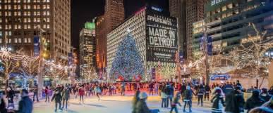 detroit christmas tree lighting takes place tonight nov