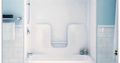 clean fiberglass tubshower enclosure hometalk