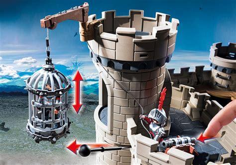 Playmobil Hawk Knights Castle Set hawk knights castle 6001 playmobil 174 usa