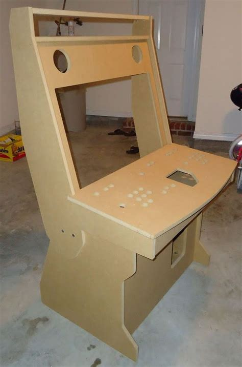 Kraylix MAME   Arcade cabinet project   Pinterest