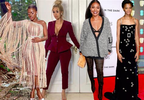 letitia wright instagram look of the week the top 5 most liked looks on instagram