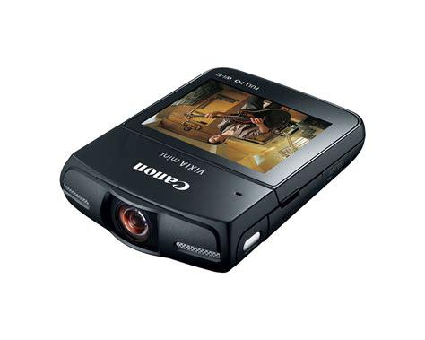 canon mini canon vixia mini camcorder announced price specs