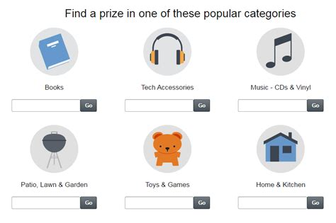 How To Find Amazon Giveaways - amazon offers easy giveaway option for your customers