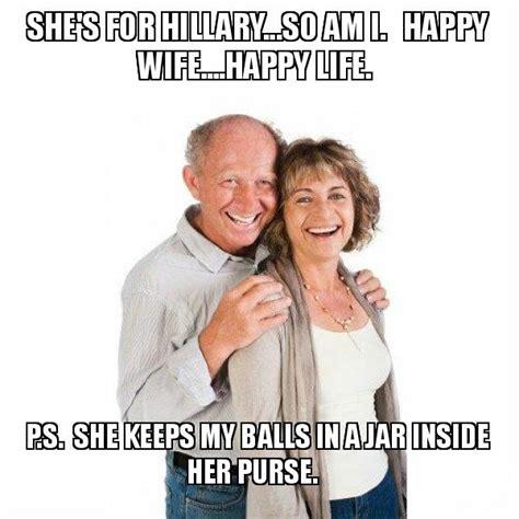 shes  hillaryso   happy wifehappy life ps