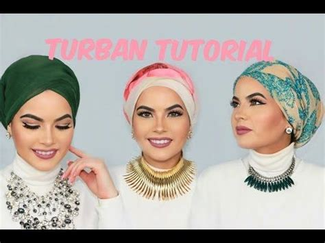tutorial hijab turban style 735 best hijab tutorials images on pinterest hijab