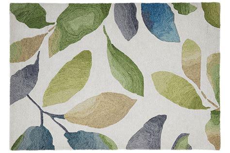 leaf rugs save spend splurge put on a floorshow bricks mortar the times the sunday times
