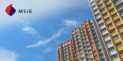 housing insurance singapore msig hdb marriage what next