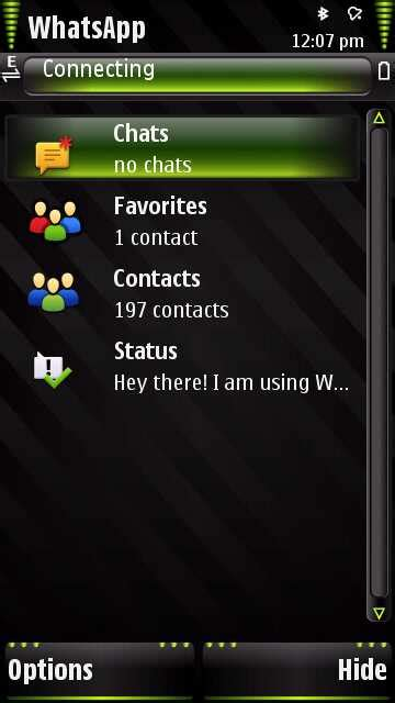 whatsapp themes for symbian whatsapp messenger symbian s60v5 and s 3 apps