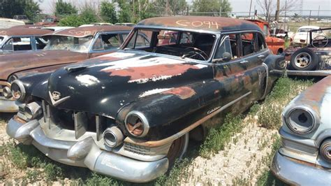Restored Barns A 1 Auto Salvage To Hold Auction Then Close Old Cars Weekly