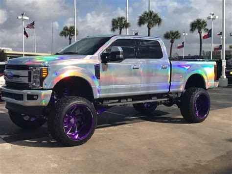 holographic jeep taste the rainbow with this holographic duty