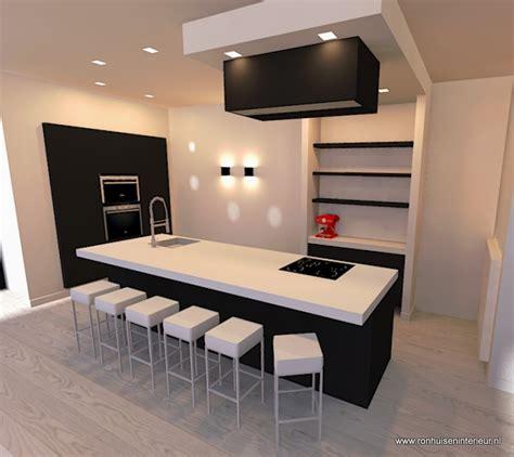 keukens 3d portfolio ron stappenbelt interieurontwerp advies en