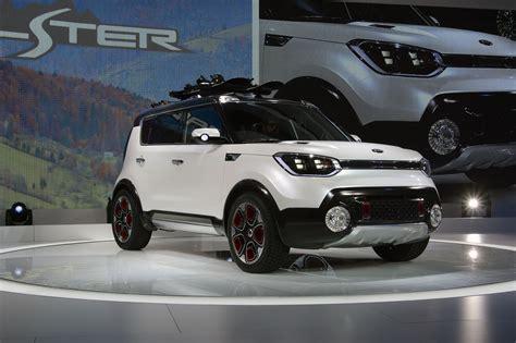 Concept Kia Concept Kia Trail 180 Ster Concept