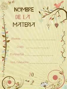 imagen de decoracion de caratula las 25 mejores ideas sobre caratulas para cuadernos