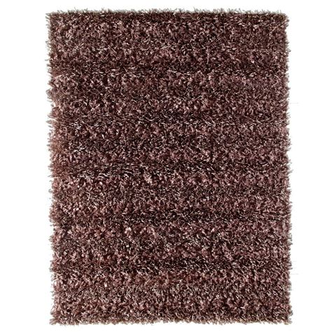 amethyst rug chesapeake merchandising seabury shag amethyst 5 ft x 7 ft indoor area rug 13681 the home depot