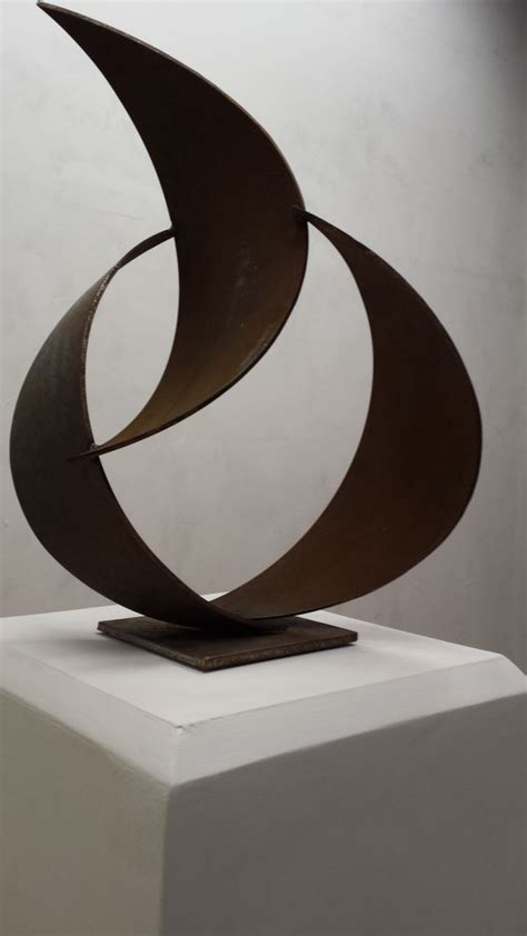 abstract modern contemporary sculptures statues statuettes
