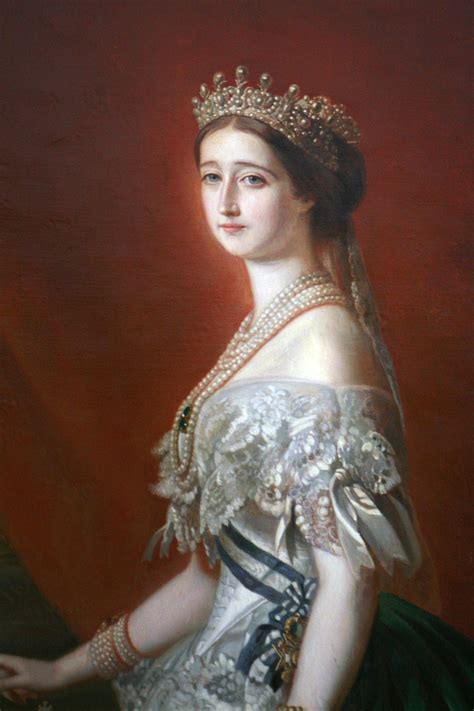 The Will Of The Empress empress eueg 233 nie by etienne billet after winterhalter