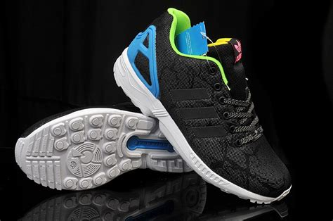 adidas zx flux black pattern buy cheap reflective black snake pattern adidas