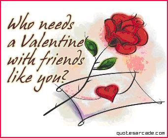 valentines quotes for best friends friendship quotes in quotesgram