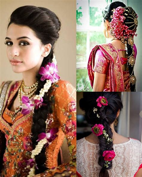 hairstyles in indian wedding 10 indian bridal hairstyles for long hair