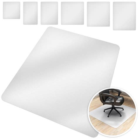 Marks Floors by Office Computer Chair Mat Desk Floor Carpet Protector