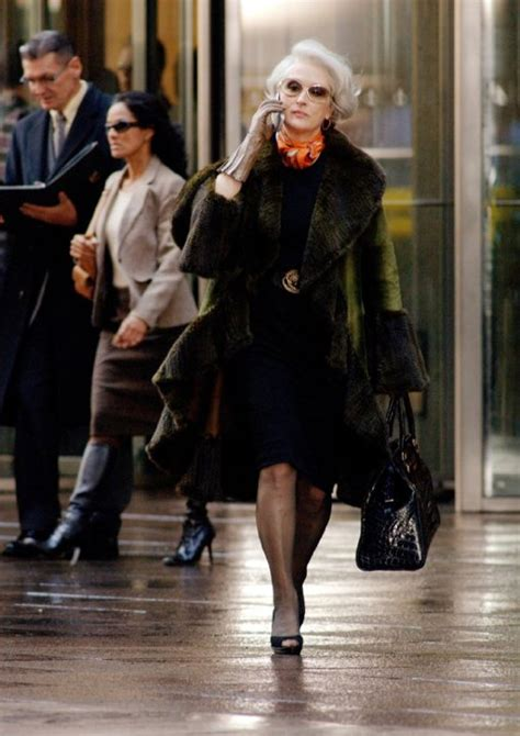 meryl streep as miranda priestly in devil wears prada streep as miranda priestly in the devil wears prada a