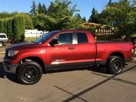 Toyota Tundra Supercharger Mpg Sell Used 505hp Trd Supercharged Toyota Tundra Sr5