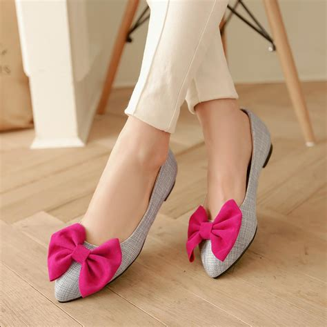 stylish shoes for in bow style adworks pk