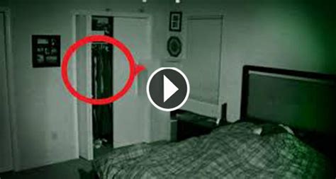 hidden camera in bedroom this guy set up a hidden camera in his bedroom something unexpected is seen really horror