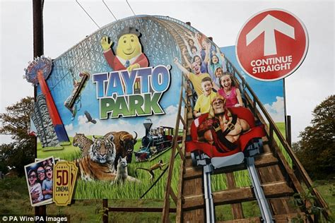 theme park dublin nine injured after stairs collapse at tayto amusement park