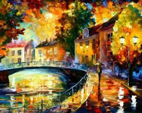 the best paint impressive the best paint 1 leonid afremov oil painting