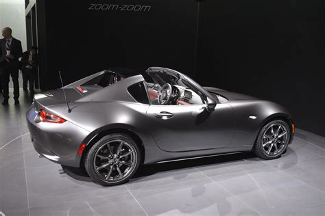 mazda miata 2017 2017 mazda mx 5 miata rf enters production in japan
