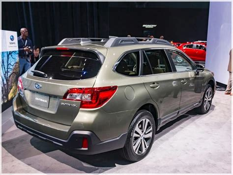 Subaru Redesign 2020 by 2020 Subaru Outback Rumors Redesign Specs And Price