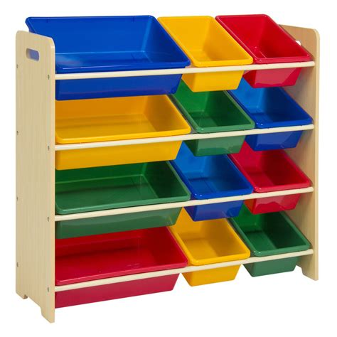 plastic toy storage drawers toy bin organizer kids childrens storage box playroom