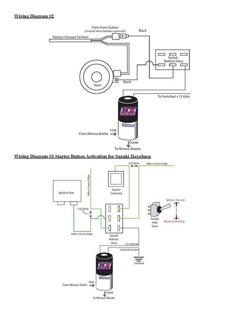 nitrous relay wiring diagram 28 images nitrous relay