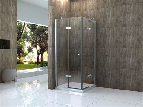 duschkabine ohne duschtasse duschkabine canto 90 x 75 x 180 cm ohne duschtasse alphabad