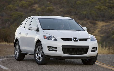 2009 mazda cx 7 widescreen car pictures 06 of 14