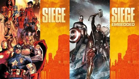 siege embedded ink reviews birds of prey 1 prince of power 1