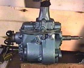 sm420 is the heavy duty 4 speed