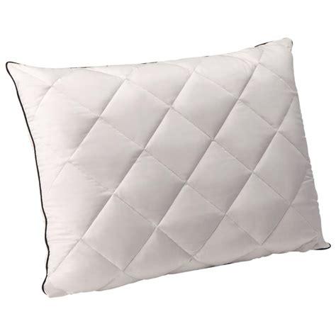 memory core pillow comfort revolution comfort revolution quilted down and memory foam pillow